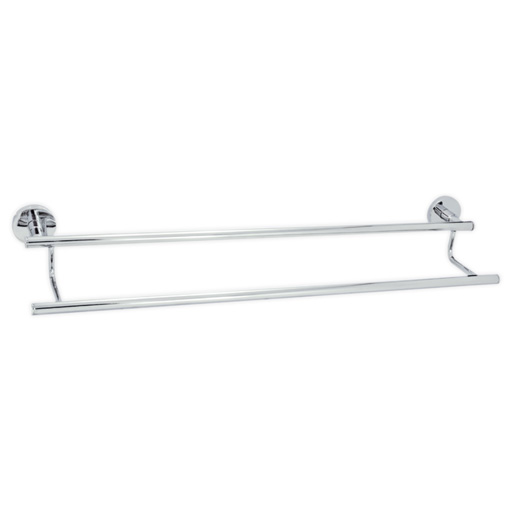 Long Double Towel Holder